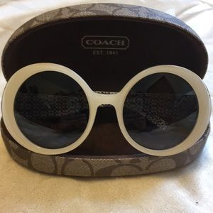Coach sunglasses Sandy (S428) ivory